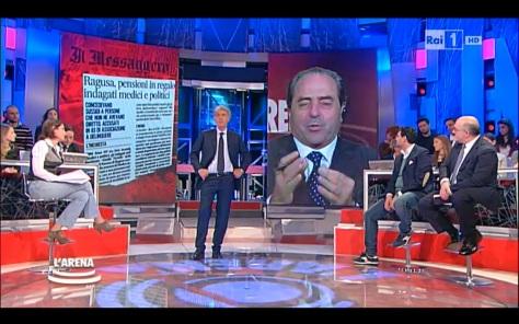 Antonio Condorelli giornalista intervista RAi