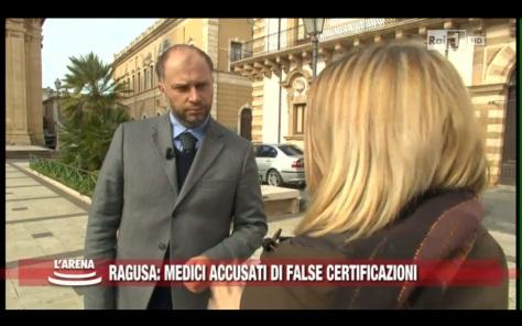 Antonio Condorelli giornalista rai intervista