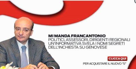 Francantonio Genovese mensile S Antonio Condorelli