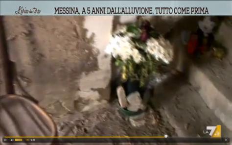 Antonio Condorelli giornalista La7 Giampilieri3