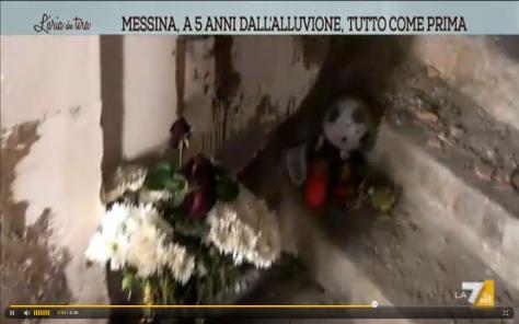 Antonio Condorelli giornalista La7 Giampilieri4