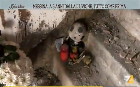 Antonio Condorelli giornalista La7 Giampilieri5
