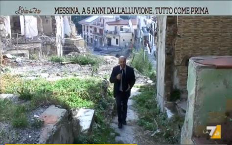 Antonio Condorelli giornalista La7 Giampilieri6