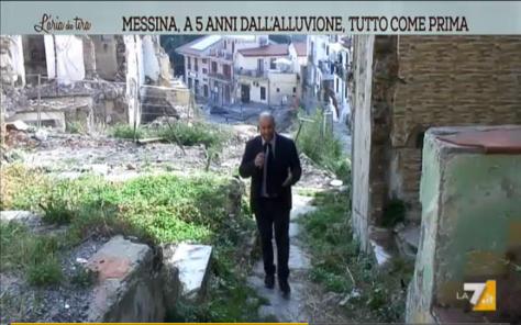 Antonio Condorelli giornalista La7 Giampilieri7