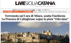 CARA DI MINEO INCHIESTA LIVESICILIA
