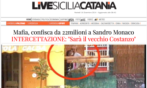 SANDRO MONACO MAFIA LIVESICILIA