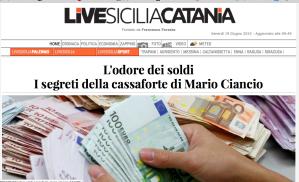 mario ciancio mafia livesicilia