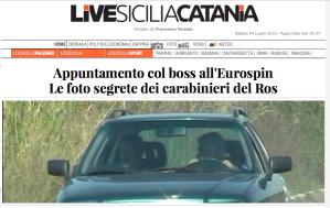 mafia eurospin ferdinando bonanno sequestro